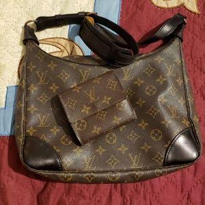 Louis Vuitton purse & wallet set